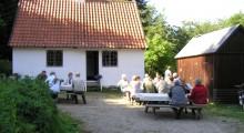 Pinseåbent i Beværterhuset søndag 20. maj kl. 9.00-11.00